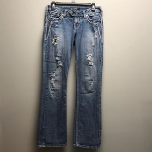 Silver Tuesday jeans 26/31